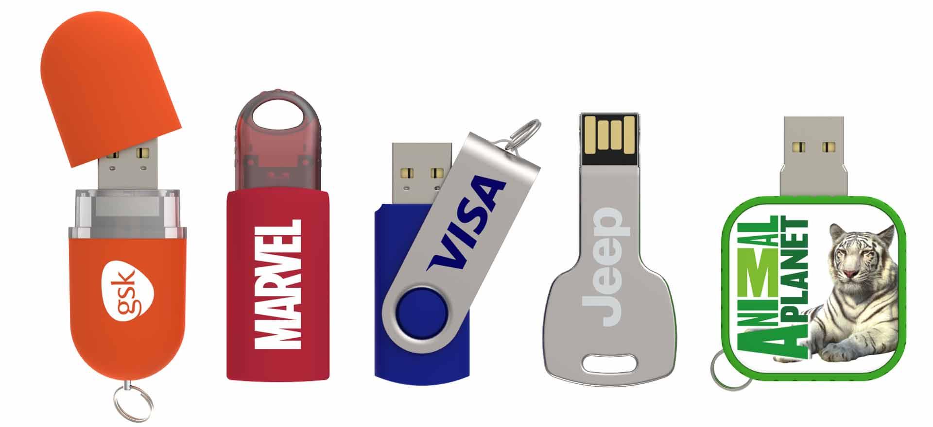 ¡Memorias USB en 5 días!