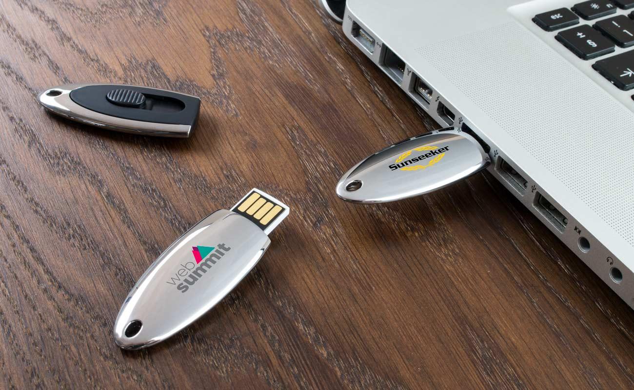 Ellipse - USB Personalizados