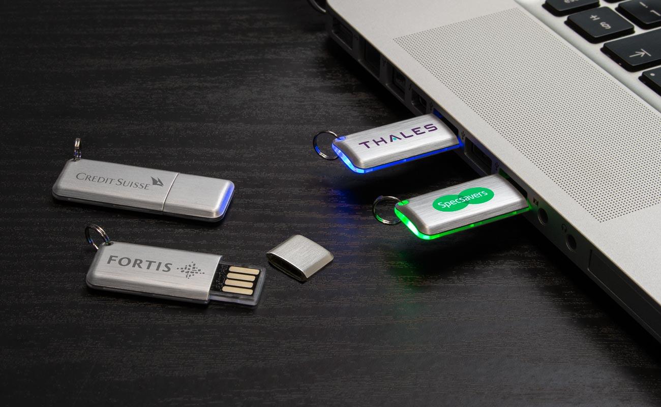 Halo - USB Personalizados