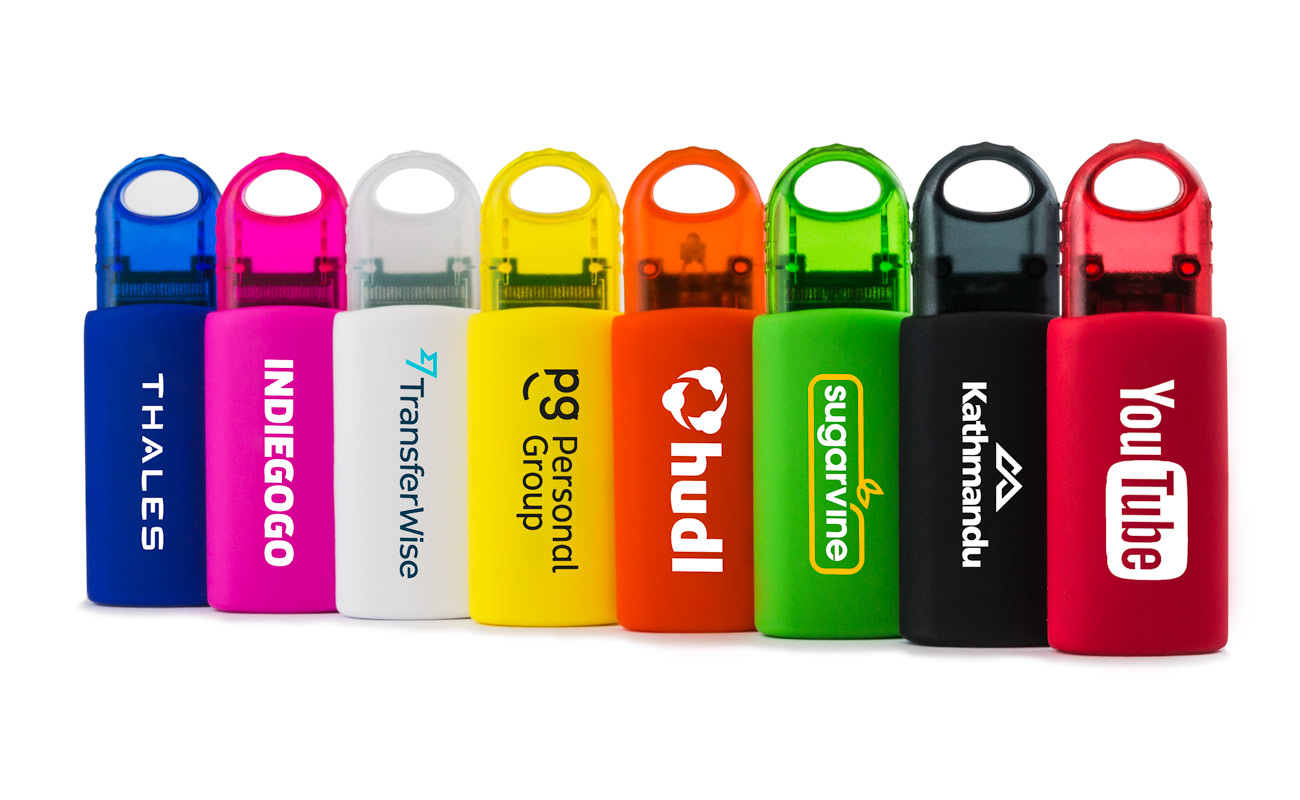 Kinetic - USB Personalizados