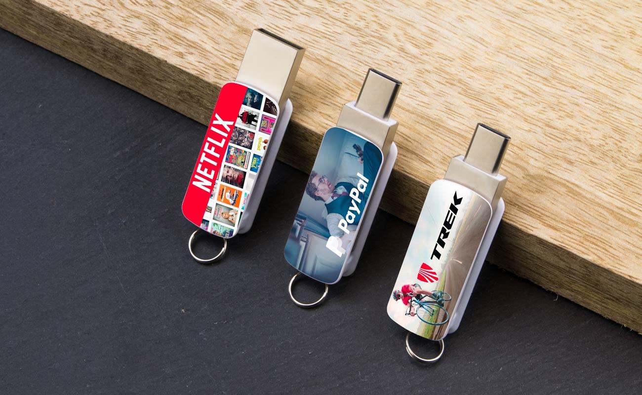 Orbit - USB Personalizados