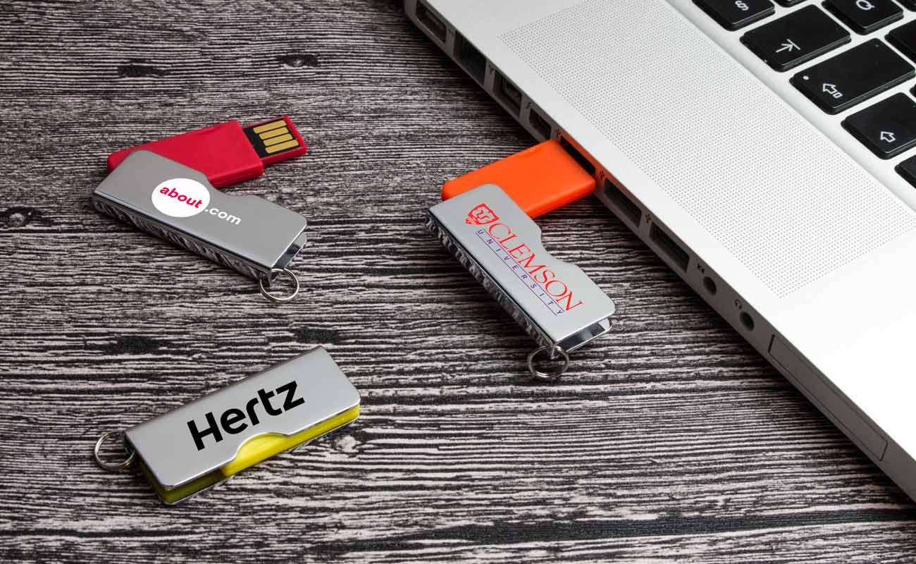 Rotator - USB Personalizados