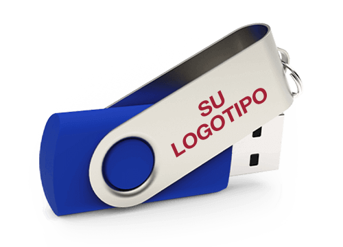 Twister - Pendrive Personalizados