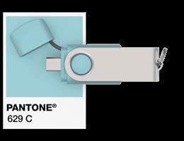 Referencias de Pantone® Memoria USB