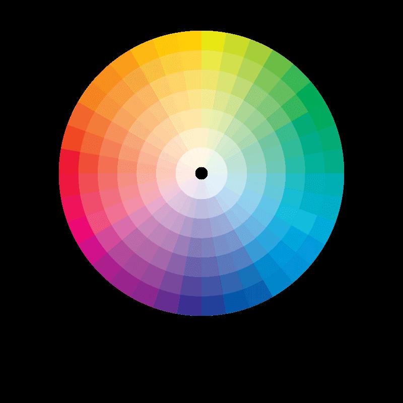 Rotator Carcasas de colores Pantone