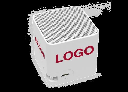 Cube - Altavoces Logo