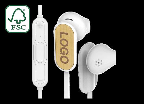Grain Bluetooth® - Auriculares Bluetooth Promocionales