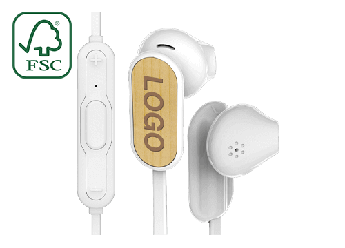 Grain Bluetooth® - Auriculares Personalizables
