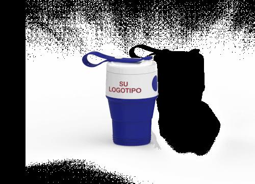 Cafe - Tazas de viaje con logotipo
