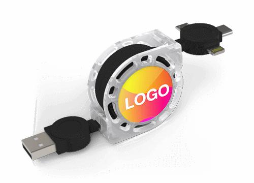 Motion - Regalo Empresas Cable USB Tipo C