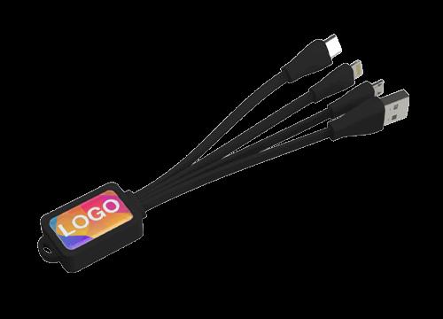Multi - Cable múltiple USB personalizado