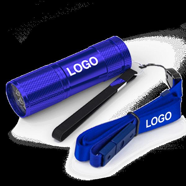 Lumi - Linternas Recargables con Logo