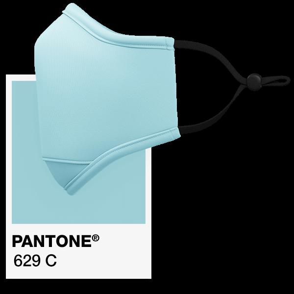 Sky Pantone® Fabric Service