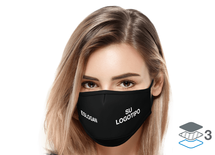 Sky - Mascarillas Personalizable