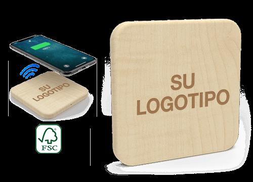 Forest - Cargadores Inalámbrico Personalizados Madrid