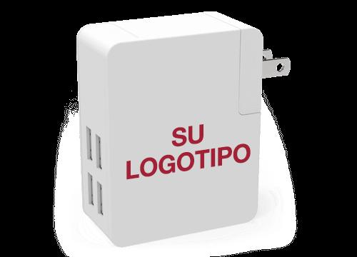 Latitude - Cargadores Viaje USB Personalizados Madrid