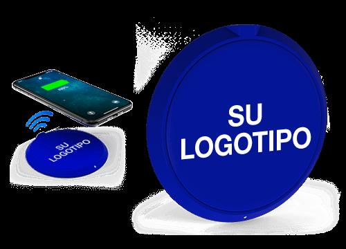 Loop - Cargadores Inalámbrico Personalizados Madrid