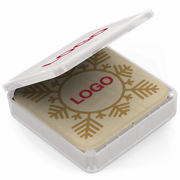 Forest Christmas - Cargadores Inalámbrico Personalizar