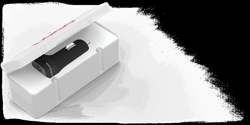 Zip - Cargadores de Coche USB Personalizados Valencia