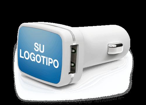 Vista - Cargadores de Coche USB Personalizar