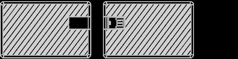 Tarjeta USB Serigrafía