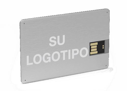 Alloy - Tarjeta USB Personalizada