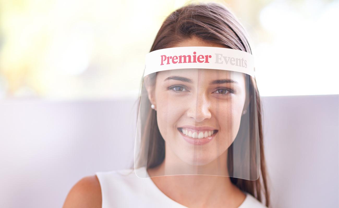 Barrier - Pantallas Faciales Personalizadas