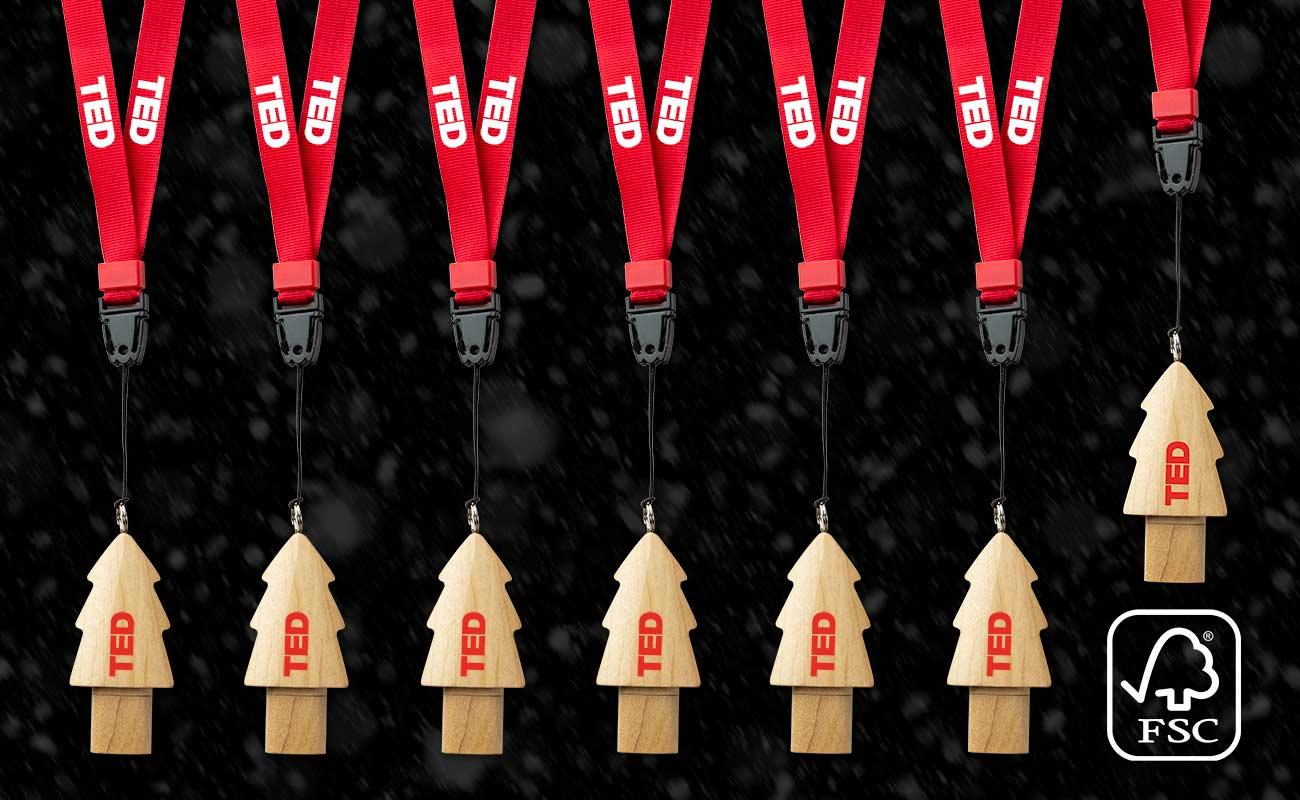 Christmas - USB Personalizados