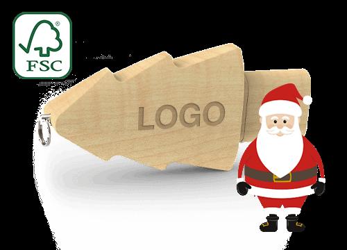 Christmas - Memorias USB Personalizadas