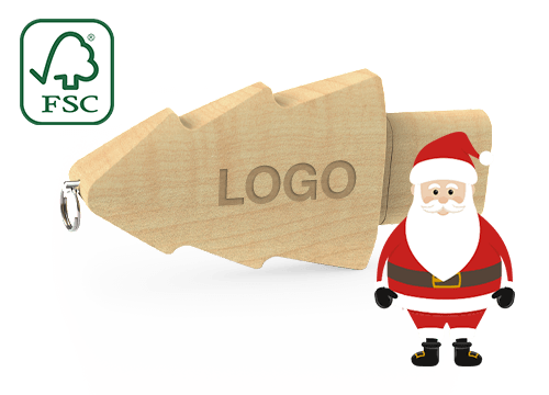 Christmas - Pendrives Personalizados