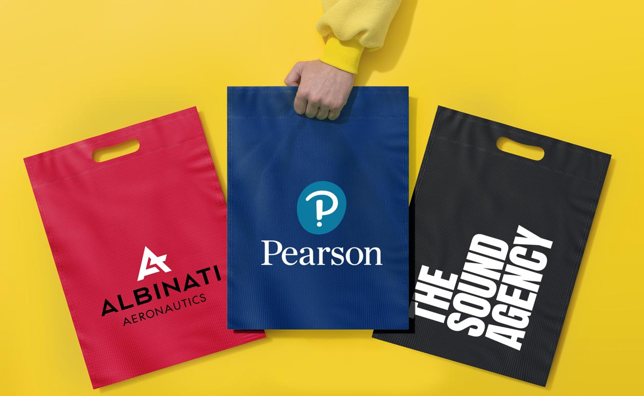Compact - Bolsas de tela personalizadas