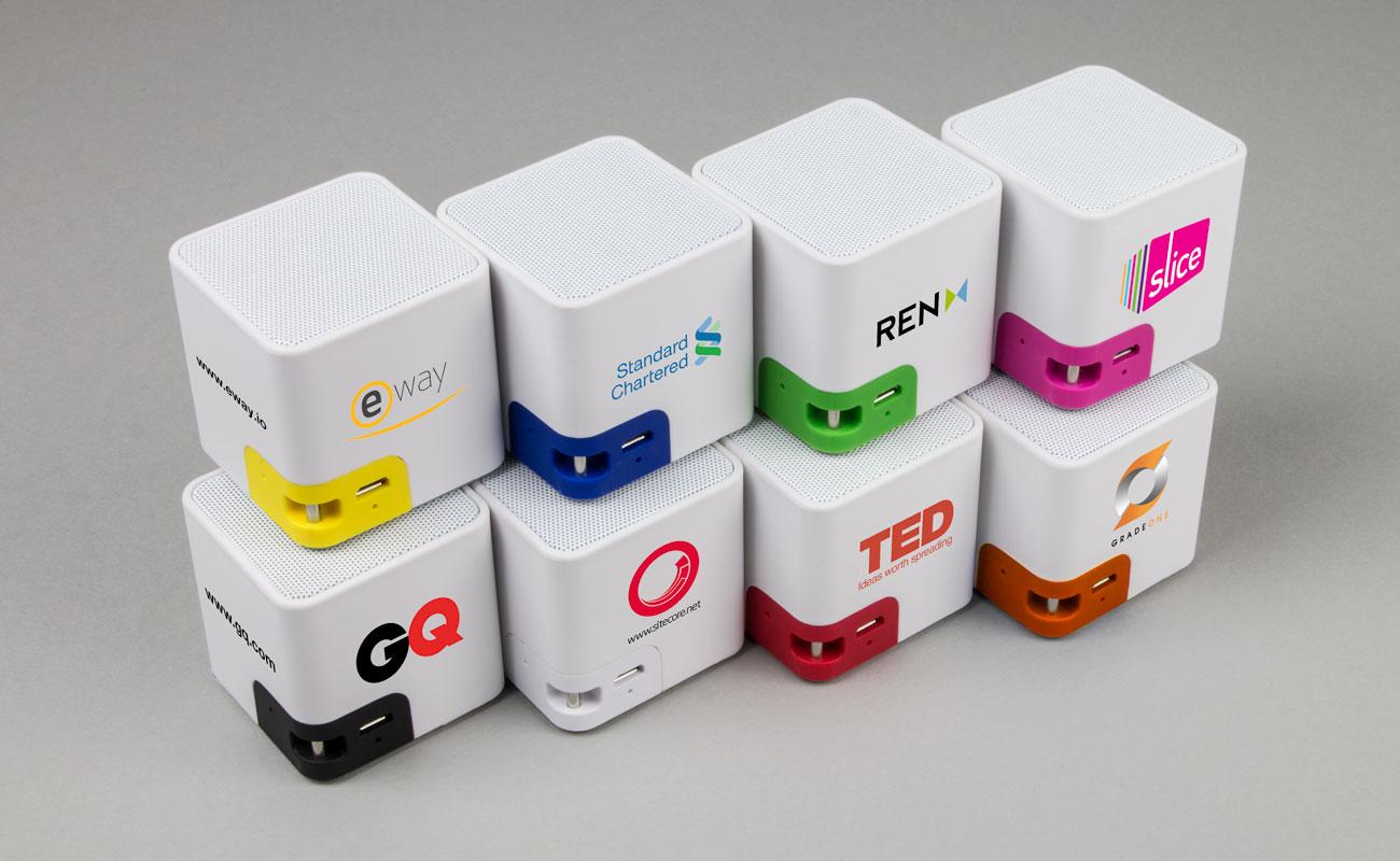 Cube - Altavoces Personalizados