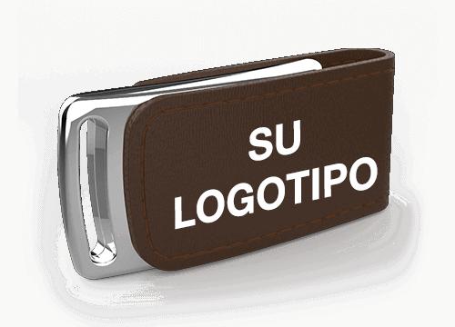 Executive - Memoria USB Cuero