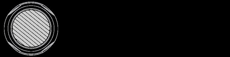 Organizador de cables Serigrafía