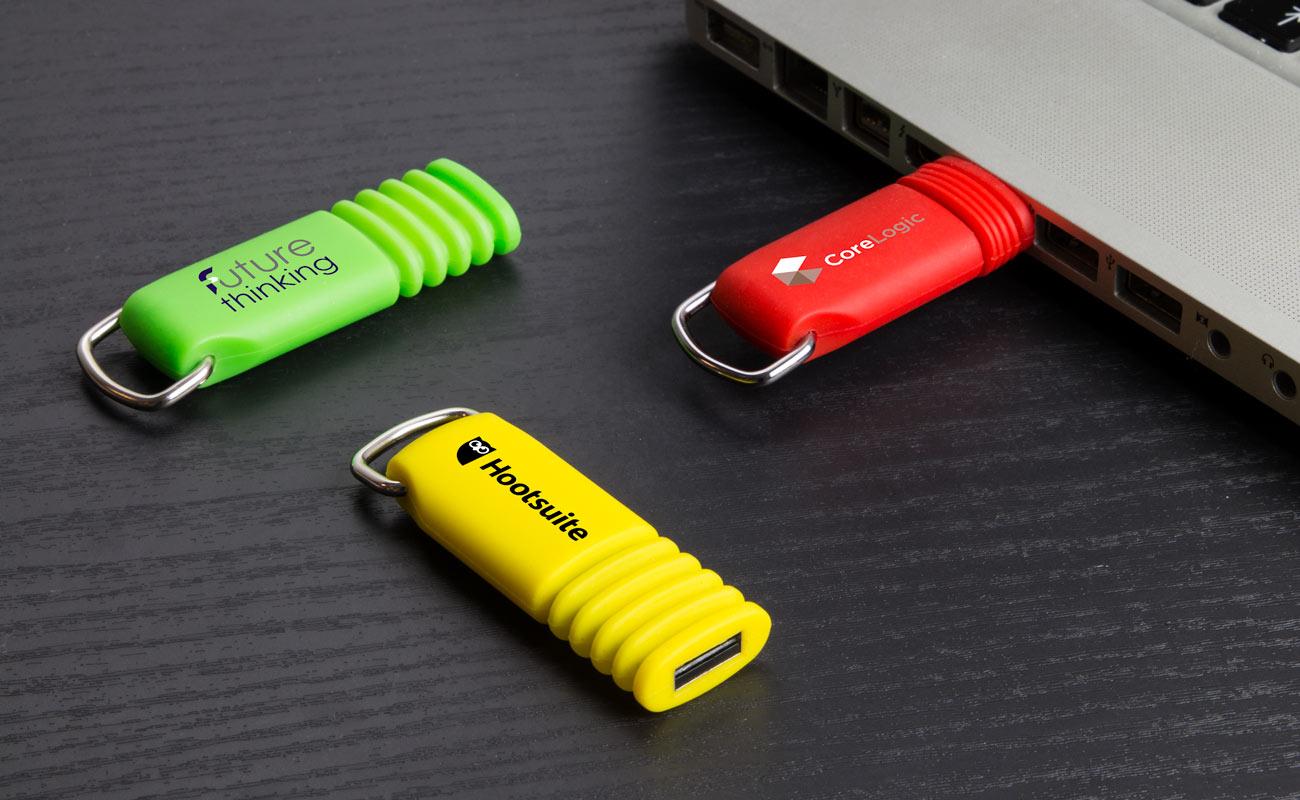 Flex - USB Personalizados