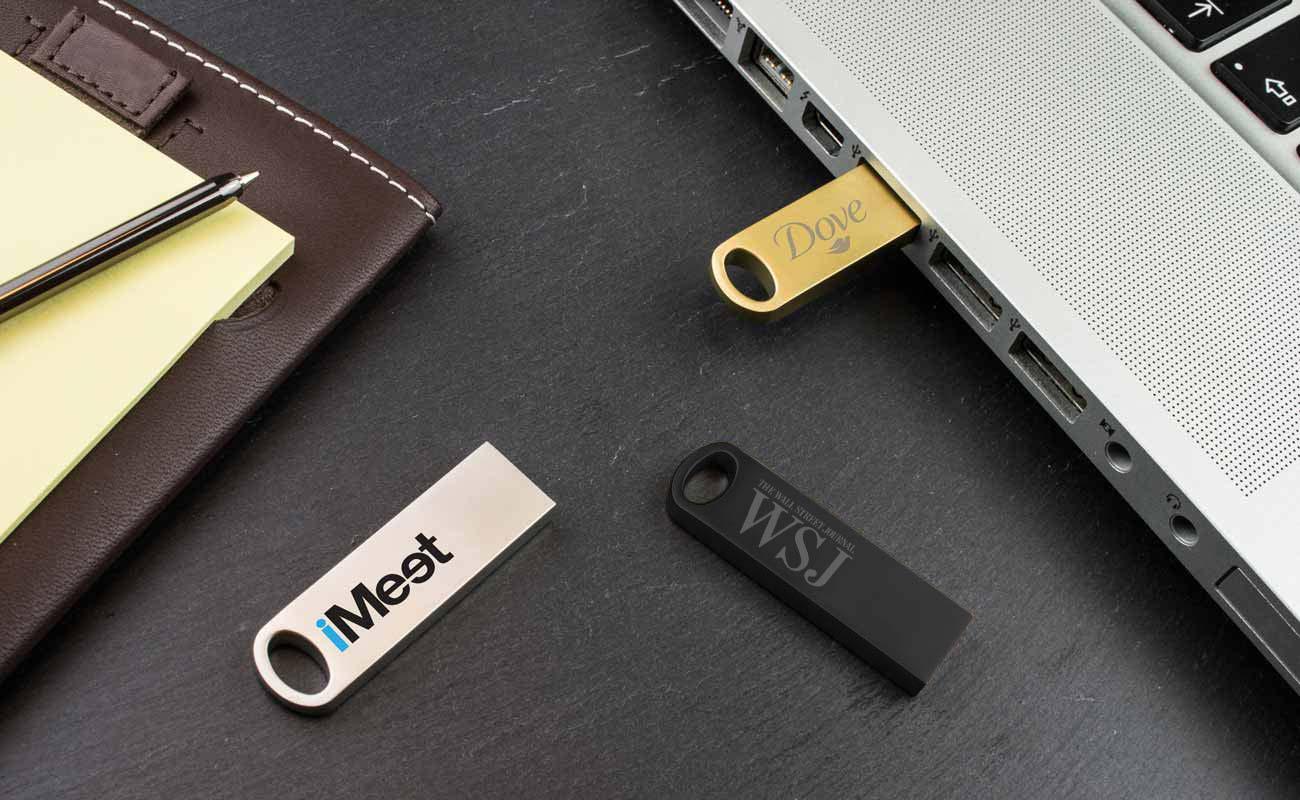 Focus - USB Personalizados