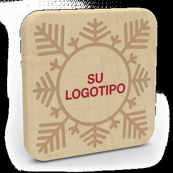 Forest Christmas - Cargadores Inalámbrico Personalizados Valencia