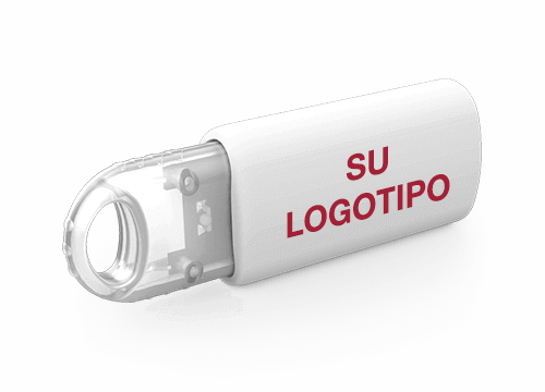 Kinetic - Pendrive Personalizado