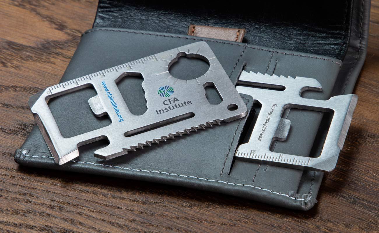 Kit - Herramienta de tarjeta de crédito