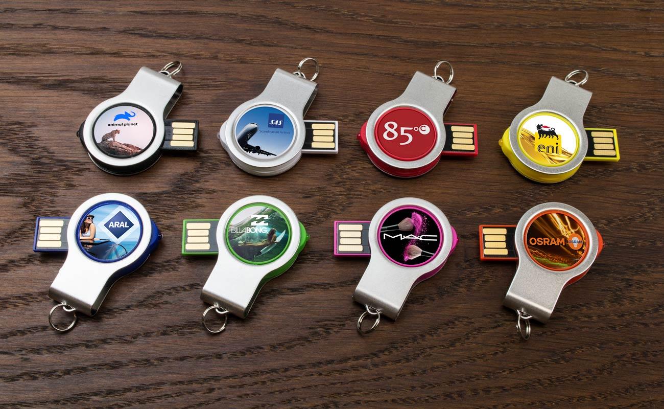 Light - Memorias USB personalizadas con luz