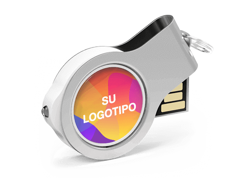 Light - Pen Drive Personalizado