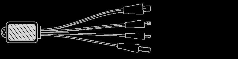 Cable USB Foto impresión