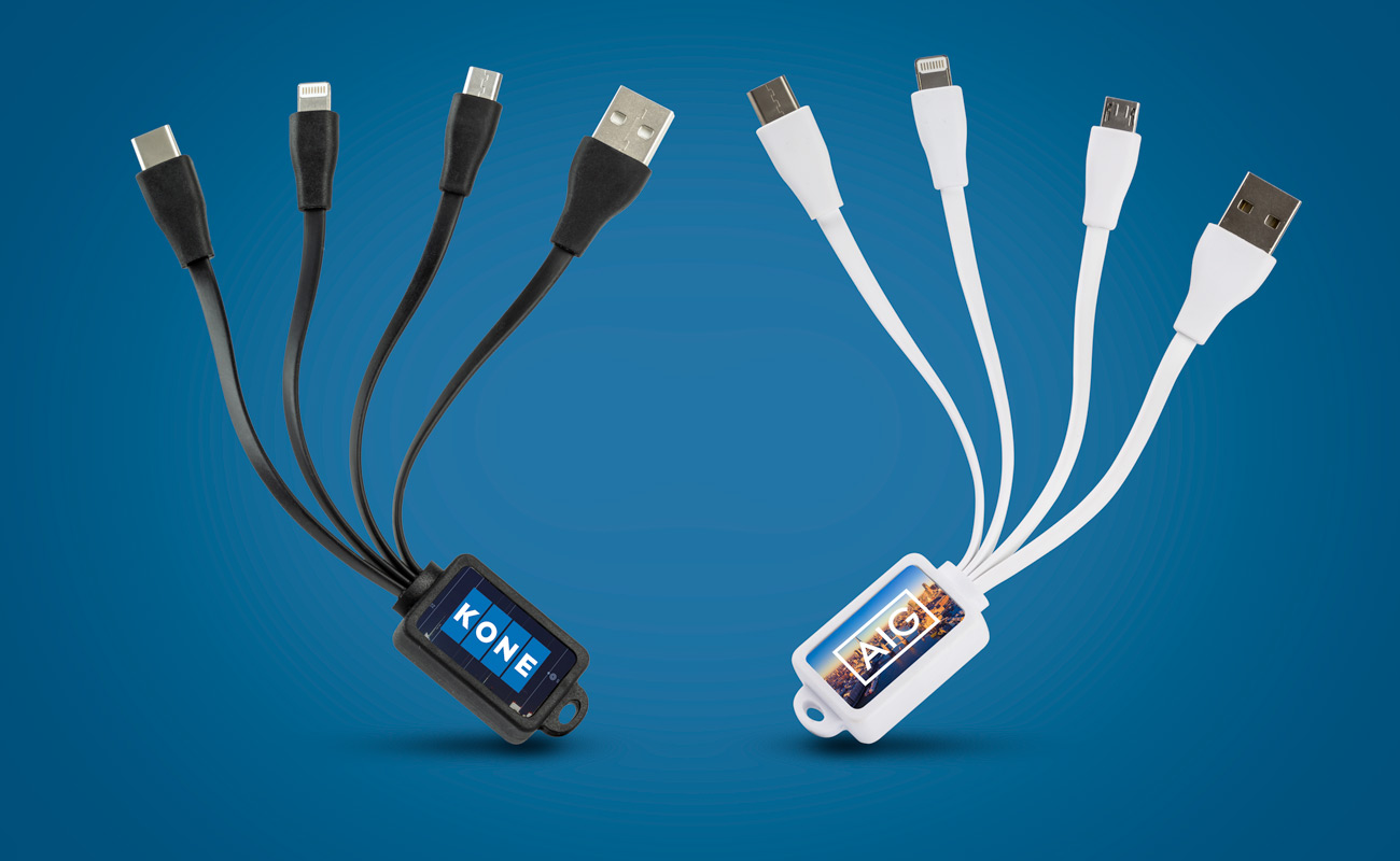 Multi - Cable USB Logo