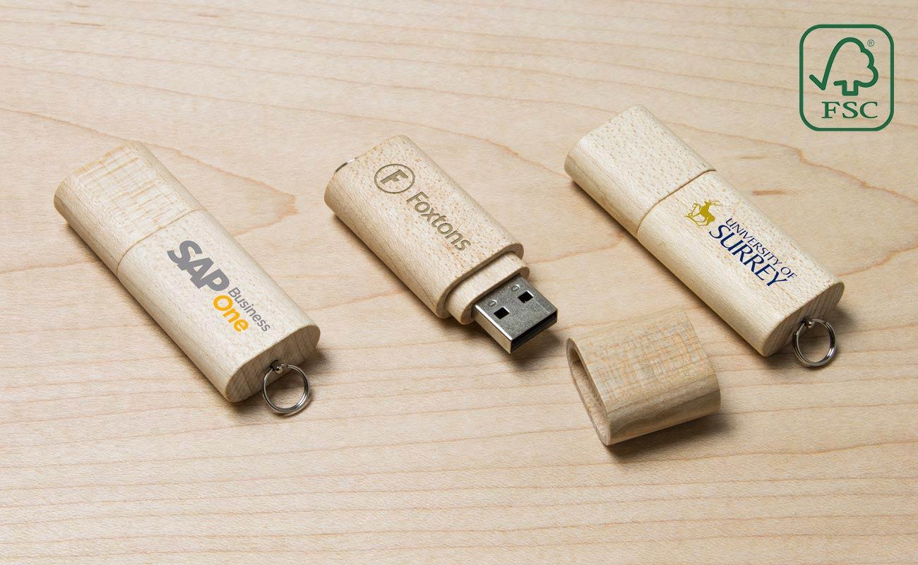 Nature - USB Personalizados