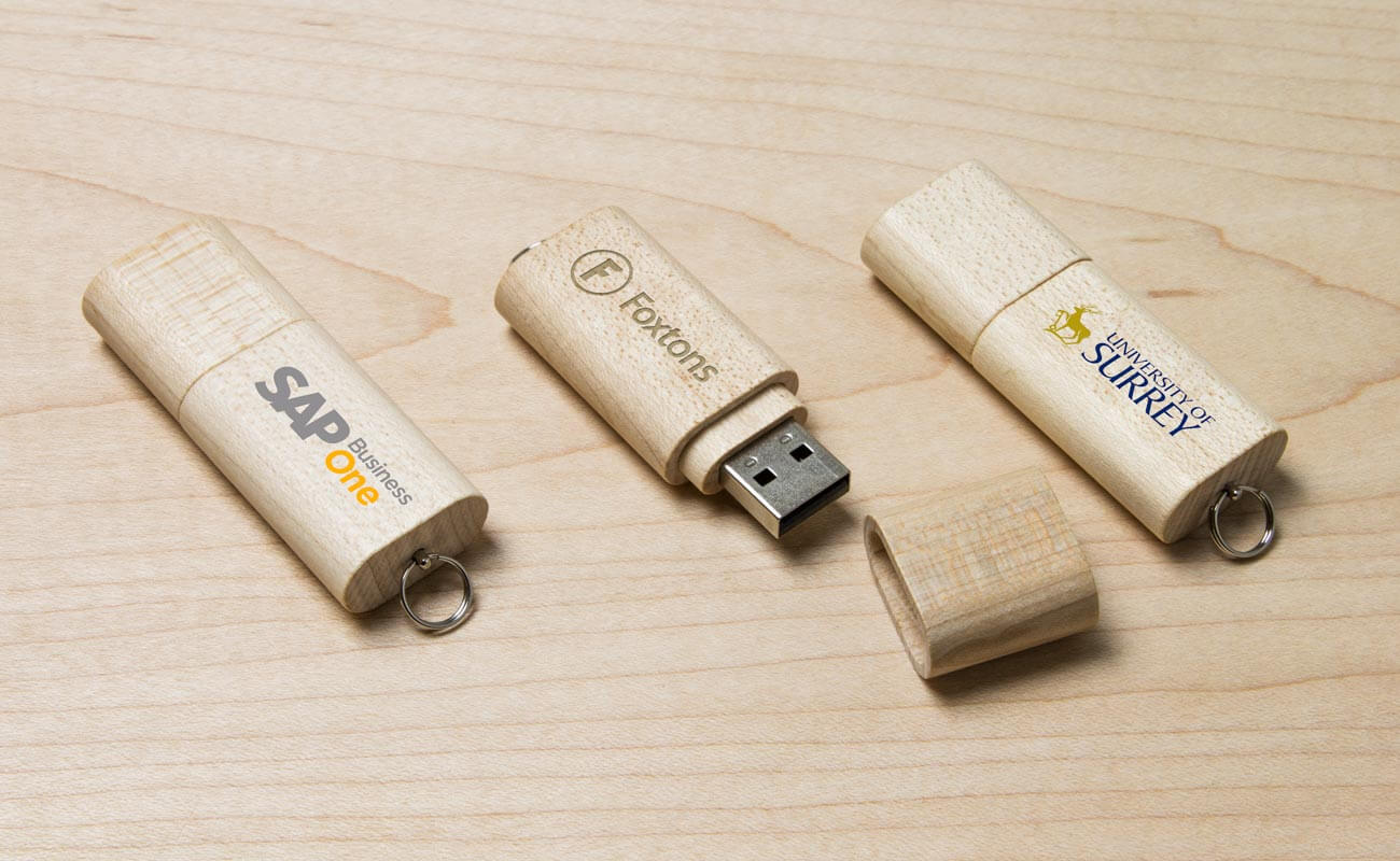Nature - USB Madera