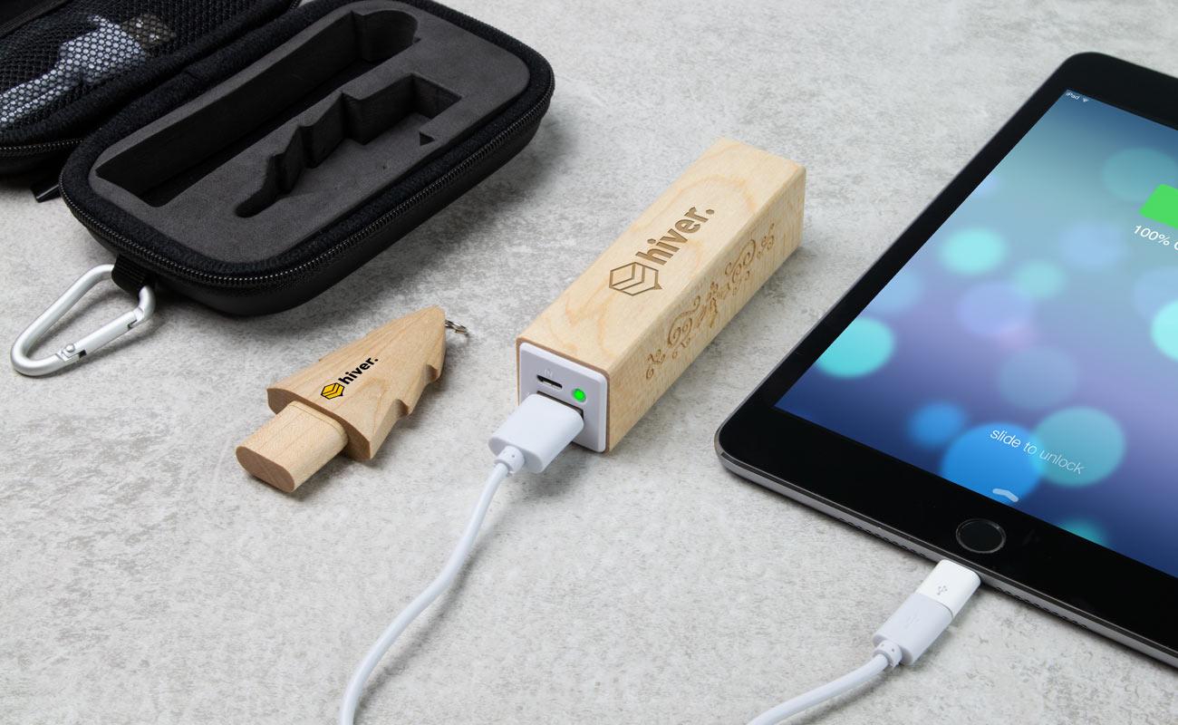 Noel S - USB Personalizados y Power Bank Personalizado