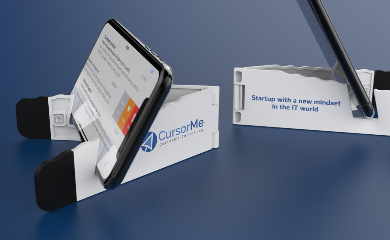 Rest - Soporte personalizado para móvil