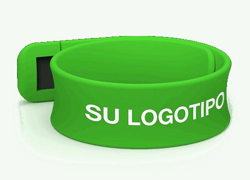 Slap - Pulsera USB Personalizada