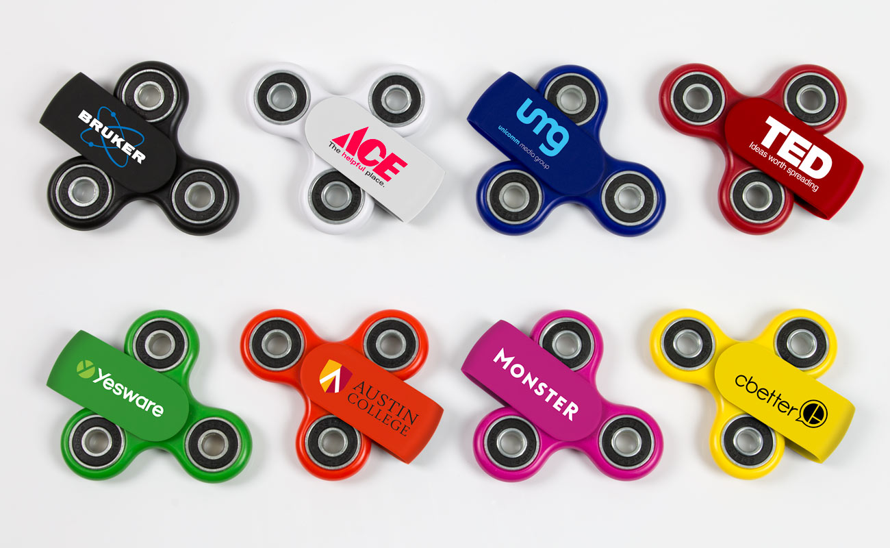 Sport Plus - Spinner Personalizados
