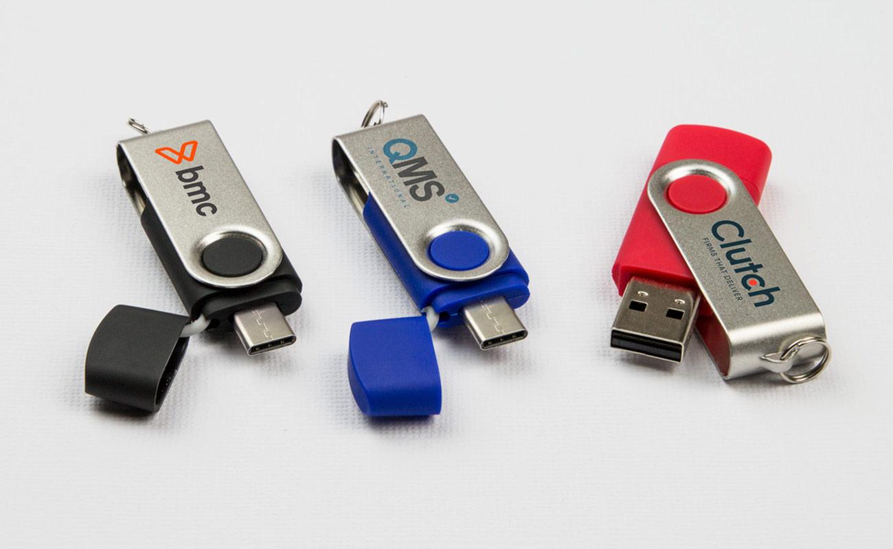Twister Go - USB Personalizados